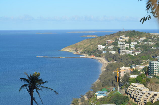 Port Moresby is the capital of Papau New Guinea