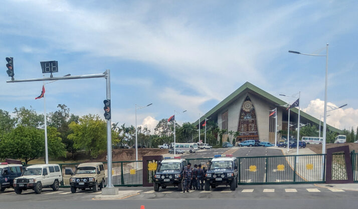 Public-private policing partnerships: new thinking in PNG security