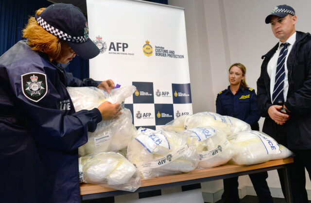 Policing transnational and organised crime in the Pacific