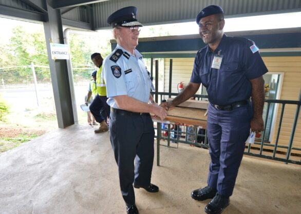Bridging the cultural gap: combatting transnational crime in the Pacific