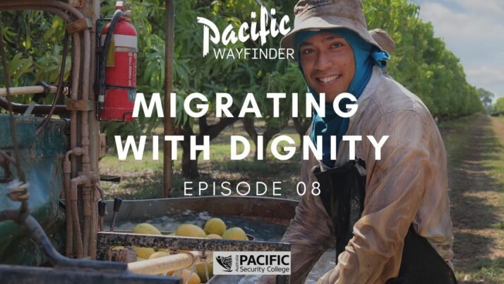 Pacific Wayfinder: Migrating with Dignity